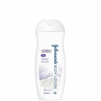 Johnson's Body Lotion Lavanda e Camomila 200ml