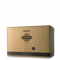 Amend Gold Black Sistema de Relaxamento 1 aplicação ou 2 retoques