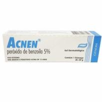 Acnen 5% gel dermatológico 1 bisnaga 20g