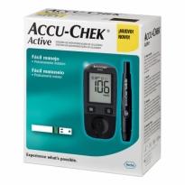 Accu-Chek Active Kit Monitor de Glicemia Completo