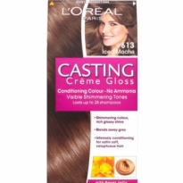 Tintura L'Oréal Casting Creme Gloss 613 Moca Glacê