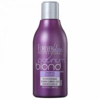 Shampoo Blueberry Platinum Blond Forever Liss 300ml