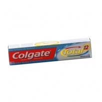 Creme Dental Colgate Total 12 Whitening com 90g