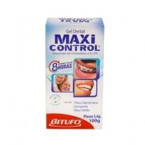 Gel Dental Bitufo Maxi Control com 100g