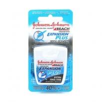 Fio Dental Extra Fino Johnson & Johnson Expansion Plus 50 m