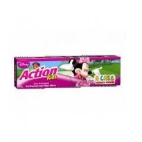 Gel Dental Ultra Action Kids Minnie Tutti-Frutti 50g