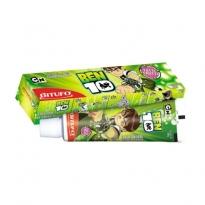Creme Dental Bitufo Ben 10 Sabor Tutti-Frutti 50g