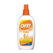Spray Repelente de Insetos Off! Com 200ml