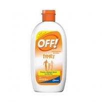 LOÇÃO REPELENTE OFF! FAMILY 200ML