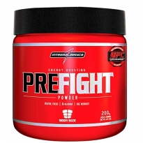 Prefight Powder Integralmedica Sabor Guaraná com 200g