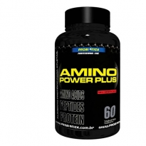 Amino Power Plus Probiotica com 60 Tabletes