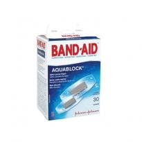 Curativos Band-Aid Aquablock 30 unid.