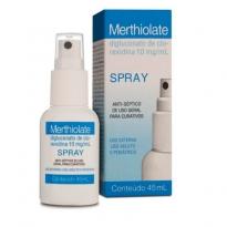 Antisséptico Merthiolate Spray 45ml