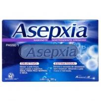 Asepxia Sabonete Adstringente Cremoso 90 gramas