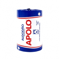 Algodão Hidrofilo Apolo 250g