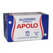 Algodão Hidrofilo Apolo 25g