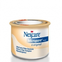 Micropore Nexcare Bege 50mm x 4,5m