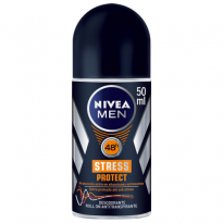 DESODORANTE ROLL-ON NIVEA MEN STRESS PROTECT 50ML