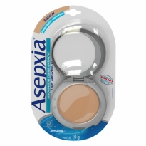 Asepxia Maquiagem Creme 10g Natural