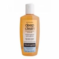Neutrogena Deep Clean Adstringente de Limpeza Profunda 200ml