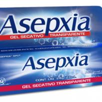GEL SECATIVO TRANSPARENTE ASEPXIA 28GR