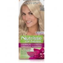 Coloração Nutrisse Cor Intensa 11.1 - Garnier