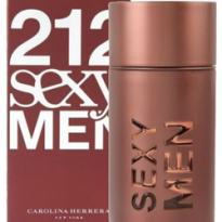 PERFUME 212 SEXY MEN CAROLINA HERRERA EAU DE TOILETTE 30ML