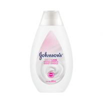 LOÇÃO HIDRATANTE JOHNSON'S DAILY CARE ROSAS E SÂNDALO 200ML