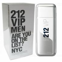 Perfume 212 Vip Men Carolina Herrera Eau de Toilette - 50ml