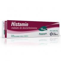 Histamin 10mg Creme com 30g