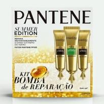 Ampola Pantene Summer Edition com 3 unidades