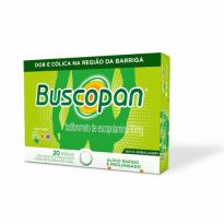BUSCOPAN CX 20 DRÁG