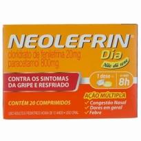 NEOLEFRIN DIA CX 20 COMPR