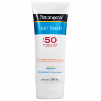 PROTETOR SOLAR NEUTROGENA SUN FRESH FPS 50 200ML