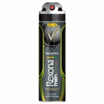 Desodorante aerosol Rexona Men Fanatics com 150 ml