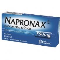 NAPRONAX 550MG CX 10 COMPR