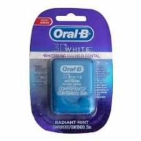 Fio Dental Oral-B 3D White 35 metros