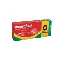 Ibuprofeno 400mg com 10 comprimidos