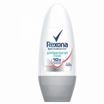 DESODORANTE ROLL-ON REXONA ANTIBACTERIAL 50ML