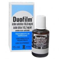 Duofilm Solução Com 15ml