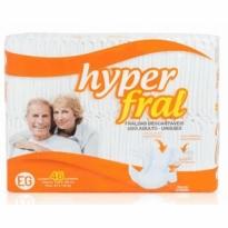 Hyperfral EG com 46 fraldas