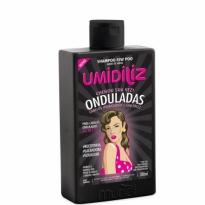 Shampoo Umidiliz Onduladas 300ml Muriel