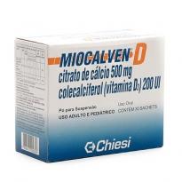 Miocalven D com 30 sachês