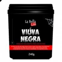 Máscara Reconstrutora Viúva Negra La Bella Liss 240g