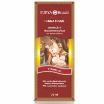 Surya Henna Creme Vermelho 70ml