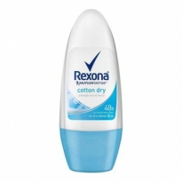 DESODORANTE ROLL-ON REXONA CONTTON DRY 50ML