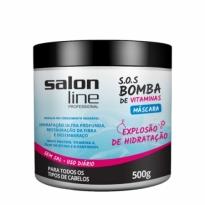 Salon Line Máscara S.O.S Bomba 500g
