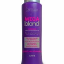 Forever Liss Mega Blond Máscara Ultra Matizadora Efeito Platinado 500ml