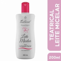 LEITE MICELAR TEATRICAL 200ML