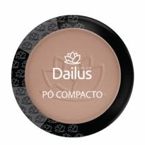 Dailus Pó Compacto New Cor 08 Bege Escuro